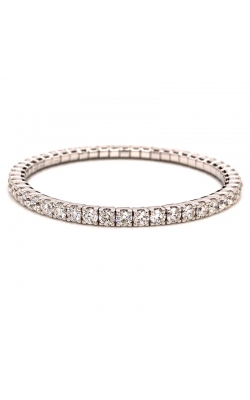 "Bigham Signature 8.50ctw ""Stretch"" Diamond Bracelet 386-128-20 product image"