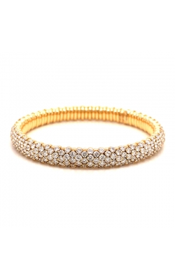 "Bigham Signature 9.20ctw Diamond ""Stretch"" Bracelet 285-30401Y product image"