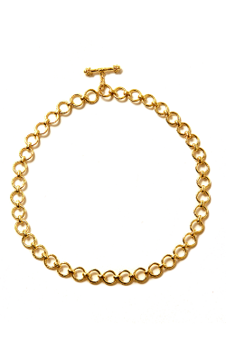 "Elizabeth Locke Farnese' Link Necklace 17"" N99094 product image"