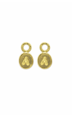 Elizabeth Locke Gold 'Mosca' Earring Pendants ERP99122 product image