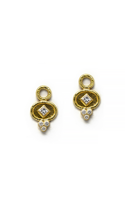 Elizabeth Locke Diamond Earring Pendants ERP87956 product image