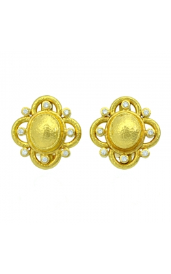 "Elizabeth Locke Diamond ""Rialto"" Earrings ER70428 product image"
