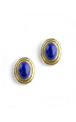 Elizabeth Locke Lapis Earrings ER101704 product image