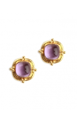 Elizabeth Locke Amethyst Earrings ER84694 product image