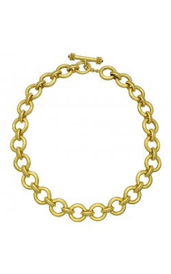 "Elizabeth Locke Ravenna Link Necklace - 17"" N56636 product image"