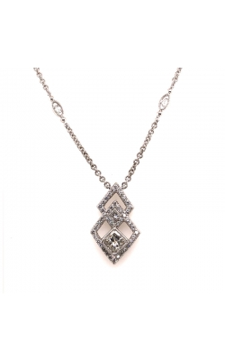 Diamond Pendant Necklace product image