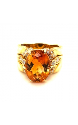 CITRINE RING BY KAUFFMAN de SUISSE  product image