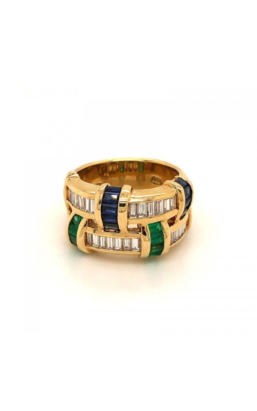 Colored Stone Band By Charles Krpell product image
