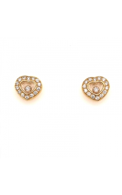 Chopard Happy Diamond Earrings product image