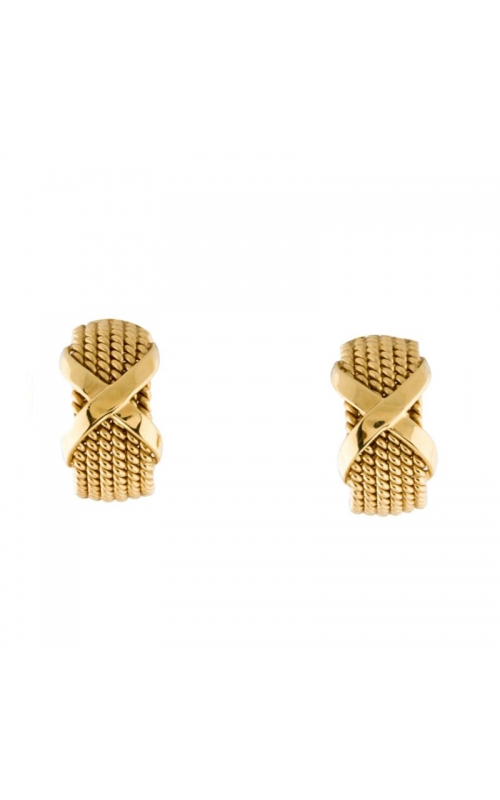 Tiffany & Co. Schlumberger Rope 6 Row Ear Clips product image