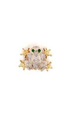 Frog Pendant/Pin product image