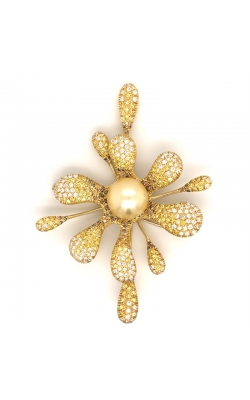 South Sea Golden Pearl Pendant product image