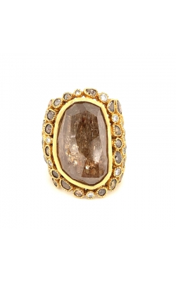 23.49ct Cognac Diamond Ring By Todd Reed product image