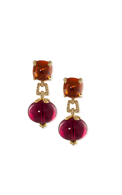 Goshwara G-one Earrings JE0110-01 product image