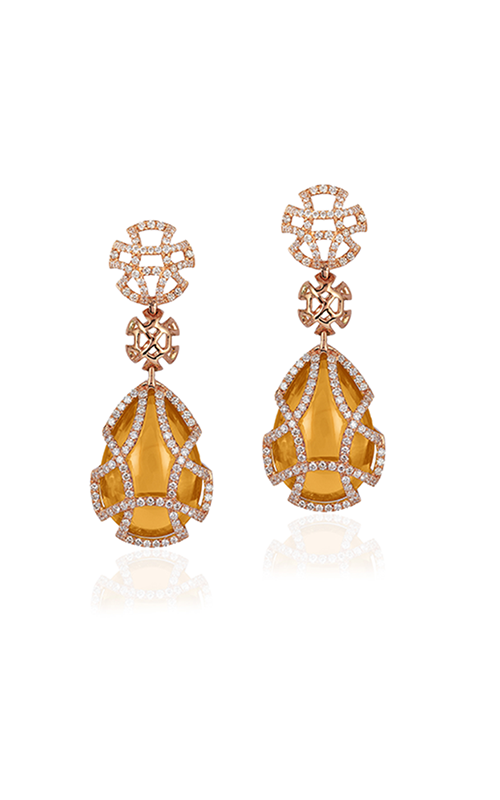 Goshwara Freedom Earrings JE0148-D-CT-Y product image