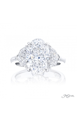 Oval Diamond Ring 0283-017 product image