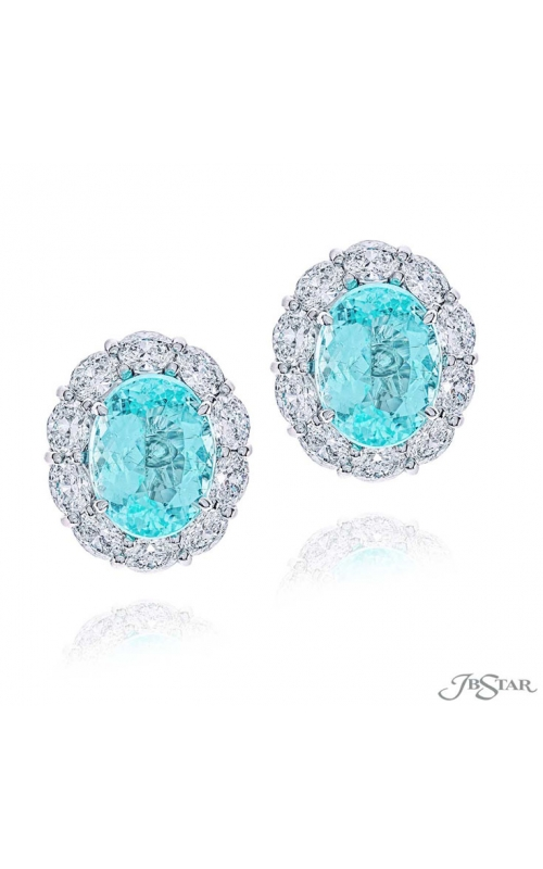 JB Star Colored Stone Earrings  0779-066 product image