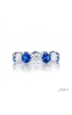 Diamond & Sapphire Eternity Band 0998-020 product image