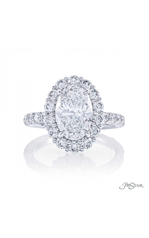 Oval Diamond Ring product image