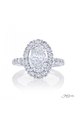 Oval Diamond Ring 1081-004 product image