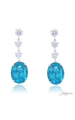 Colored Stone Earrings's image