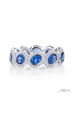 Diamond & Sapphire Eternity Band 5106.001 product image