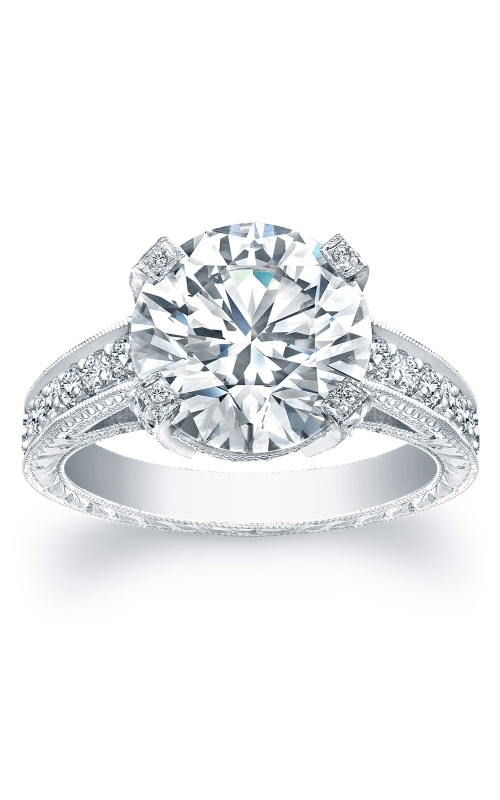 Norman Silverman Diamond Rings Engagement ring 5828 product image
