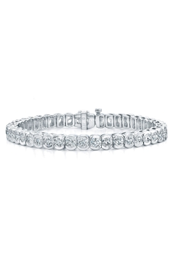 ROUND BRILLIANT CUT DIAMOND BRACELET B1186 product image