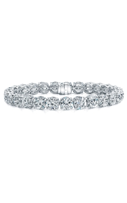 ROUND BRILLIANT CUT DIAMOND BRACELET B1194 product image