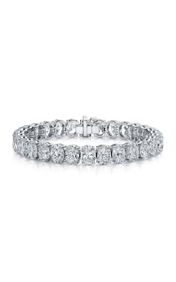 Oval Diamond Bracelet B1415 product image