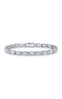 Oval Diamond Bracelet B2166 product image