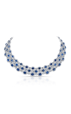 Sapphire & Diamond Necklace product image