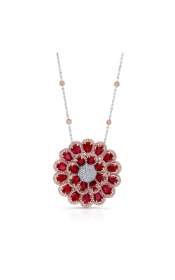 Ruby & Diamond  Necklace product image