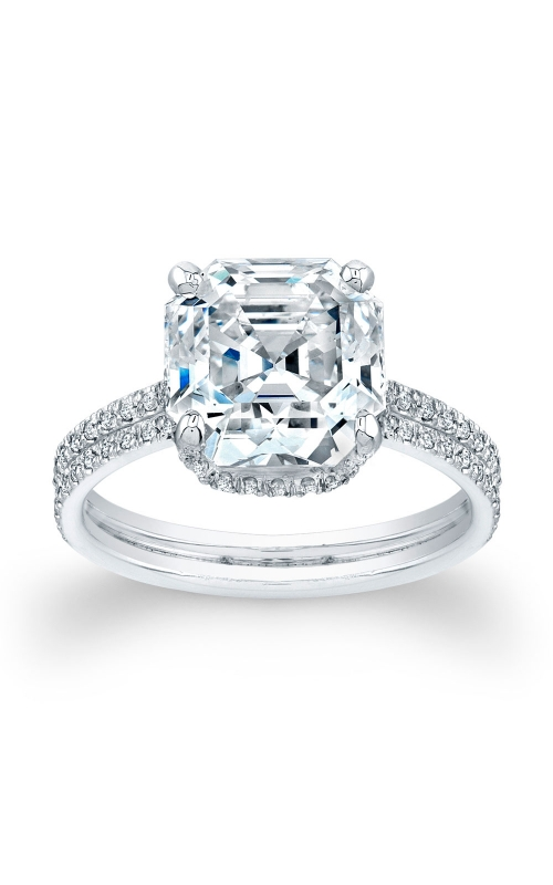 Norman Silverman Diamond Rings Engagement ring F4681 product image