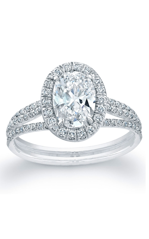 Norman Silverman Diamond Rings Engagement ring F7922 product image