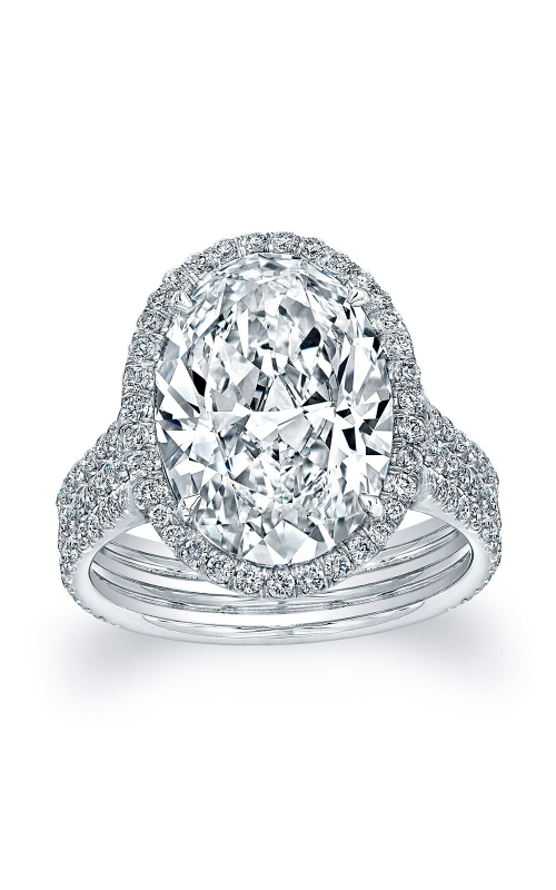 Norman Silverman Diamond Rings Engagement ring F9575 product image