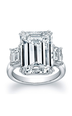 Emerald Cut Diamond Ring P1869 product image