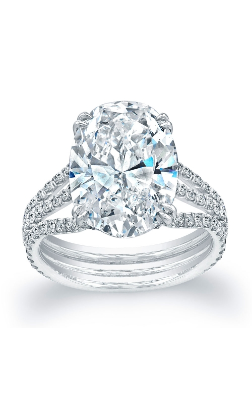 Norman Silverman Diamond Rings Engagement ring P1872 product image