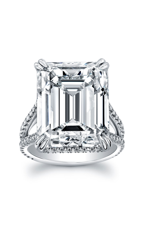Norman Silverman Diamond Rings Engagement ring P2239 product image