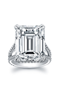 Emerald Cut Diamond Ring P2239 product image