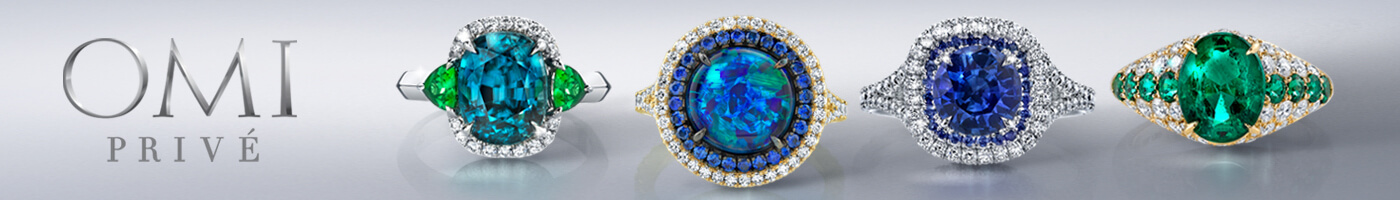 Omi Prive Fashion Rings