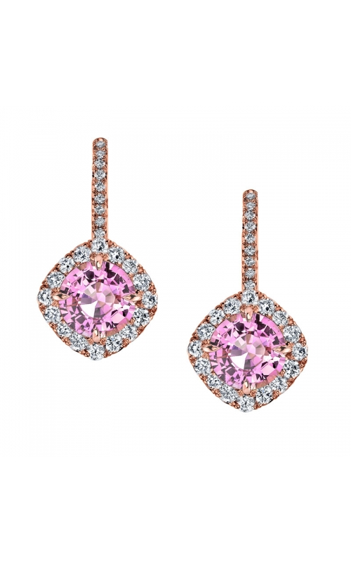 Omi Prive Dore Earrings ES1156C-PSRD product image