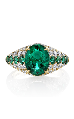 Omi Prive' Emerald Ring R1651 product image