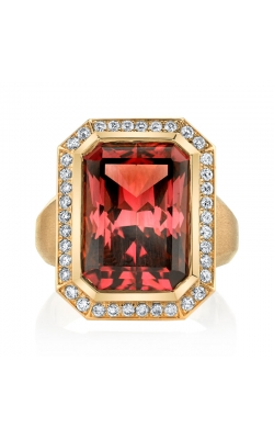 Omi Prive' Pink Tourmaline Ring RC1952 product image