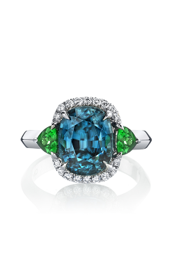 Omi Prive' Blue Zircon Ring R2024 product image