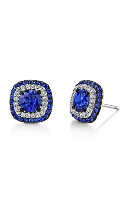 Omi Prive' Sapphire Earrings S1254 product image