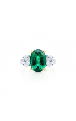 Oscar Heyman Emerald Ring 303115 product image