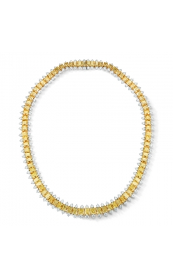 Oscar Heyman Fancy Yellow Diamond Necklace 507806 product image
