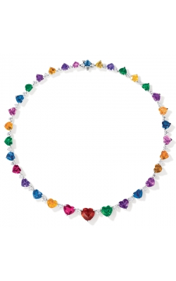 Oscar Heyman Multi-Color Gem Necklace 602068 product image