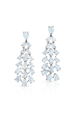 Oscar Heyman Diamond Cascade Earrings 705858 product image